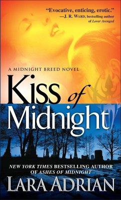 Kiss of Midnight: A Midnight Breed Novel