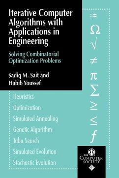Iterative Computer Algorithms with Applications in Engineering - Sait, Sadiq M. Youssef, Habib