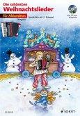 Für Akkordeon, m. Audio-CD / Die schönsten Weihnachtslieder, Notenausg. m. Audio-CDs
