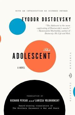The Adolescent - Dostoevsky, Fyodor