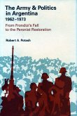 The Army and Politics in Argentina, 1962-1973