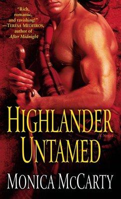 Highlander Untamed - Mccarty, Monica