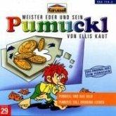 Pumuckl und das Geld / Pumuckl soll Ordnung lernen, 1 Audio-CD