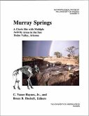 Murray Springs, 71: A Clovis Site with Multiple Activity Areas in the San Pedro Valley, Arizona