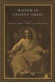 Wisdom in Ancient Israel