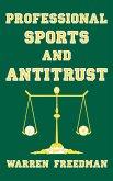 Professional Sports and Antitrust