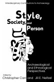 Style, Society, and Person