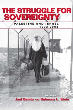 The Struggle for Sovereignty: Palestine and Israel, 1993-2005