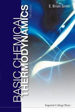 Basic Chemical Thermodynamics (Fifth Edition) - Smith, Brian; Smith, E. Brian