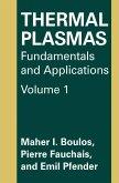 Thermal Plasmas