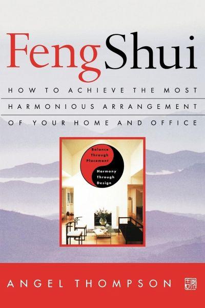 feng shui von angel thompson englisches buch b. Black Bedroom Furniture Sets. Home Design Ideas