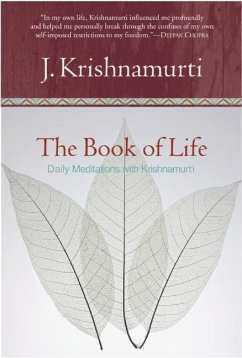 The Book of Life: Daily Meditations with Krishn...
