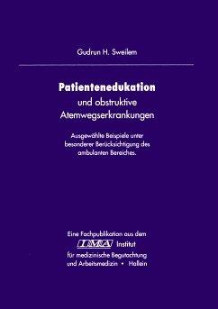 Patientenedukation u. obstruktive Atemwegserkrankungen