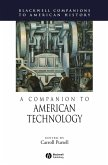 A Companion To American Technology