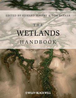 The Wetlands Handbook - Maltby, Edward (ed.)