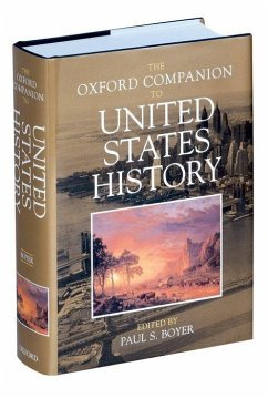 The Oxford Companion to United States History - Boyer, Paul S. (ed.)