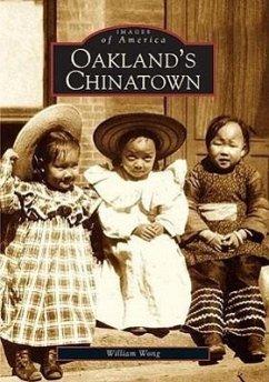 Oakland's Chinatown - Wong, William