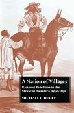 A Nation of Villages: Riot and Rebellion in the Mexican Huasteca, 1750-1850