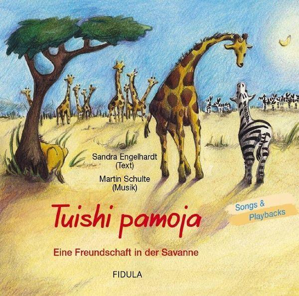 Tuishi Pamoja, 1 Audio-CD - Engelhardt, Sandra