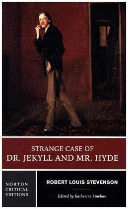 Strange Case of Dr. Jekyll and Mr. Hyde - Stevenson, Robert Louis