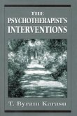 Psychotherapist's Interventions