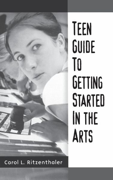 arts getting guide in started teen