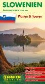 Höfer Übersichtskarte Slowenien