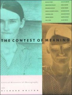 The Contest of Meaning: Critical Histories of Photography - The Contest of Meaning