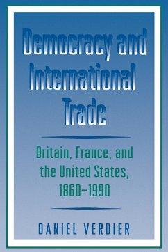 Democracy and International Trade - Verdier, Daniel