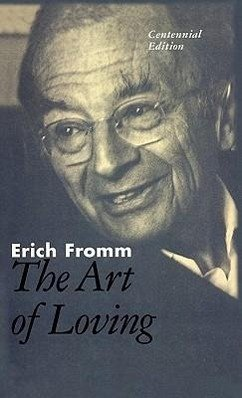 fromm erich the art of loving pdf
