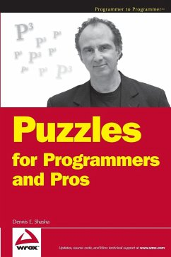 Puzzles for Programmers and Pros - Shasha, Dennis