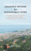 Logistics Systems for Sustainable Cities