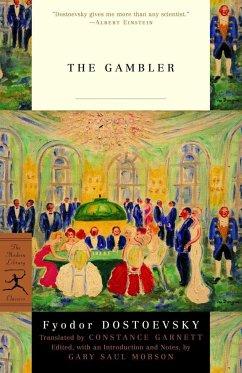 The Gambler - Dostoevsky, Fyodor