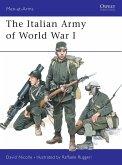 The Italian Army of World War I