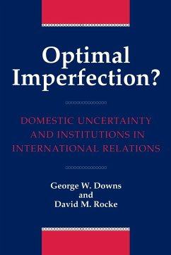Optimal Imperfection? - Downs, George Rocke, David M.