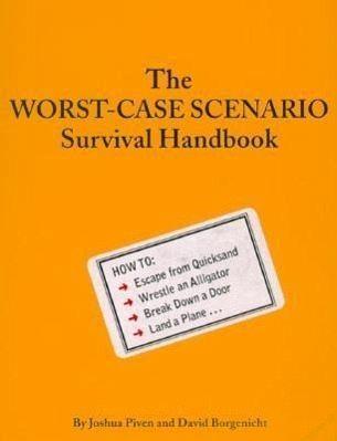 the worstcase scenario handbook von joshua piven david