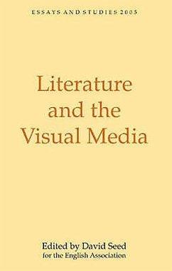 Literature and the Visual Media - Seed, David (ed.)