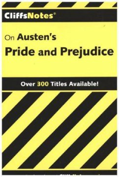 CliffsNotes on Austen´s Pride and Prejudice