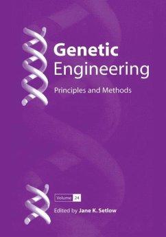 Genetic Engineering - Setlow, Jane K. (Hrsg.)