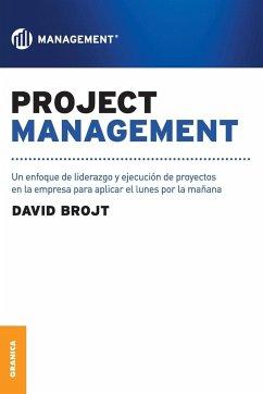 Project Management - Brojt, David