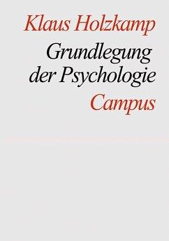 Grundlegung der Psychologie
