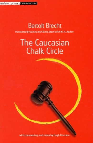 an analysis of the caucasian chalk circle by bertolt brecht The caucasian chalk circle study guide 21k likes analysis of the play the caucasian chalk circle this is a paradox that brecht.