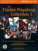 The Fiddler Playalong Collection, Violin and Piano, w. Audio-CD