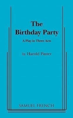 the birthday party harold pinter themes