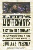 Lee's Lieutenants Third Volume Abridged: A Study in Command