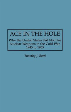 Ace in the Hole - Botti, Timothy J.