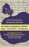 Aus Mecklenburgs Vorzeit