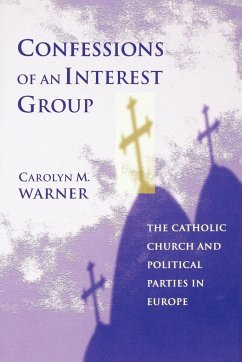 Confessions of an Interest Group - Warner, Carolyn M.