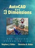 AutoCAD in 3 Dimensions