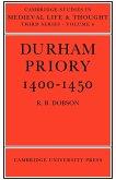 Durham Priory 1400 1450